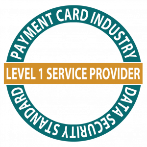 Validated PCI Level 1 Service Provider