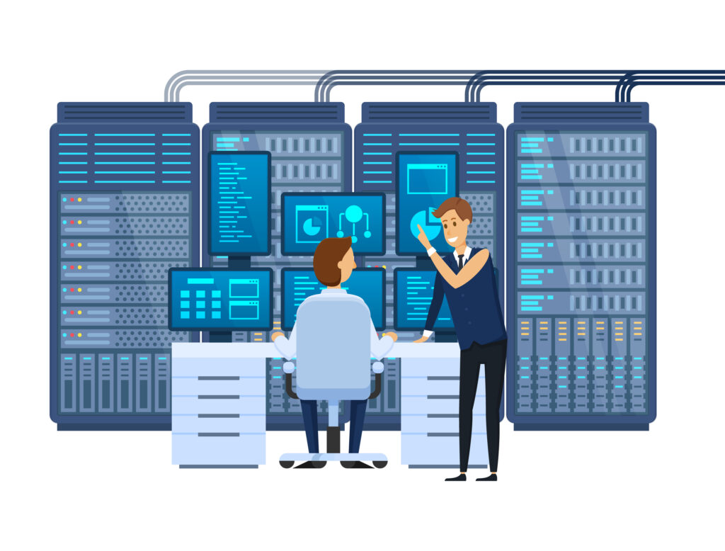 What Are the Pros & Cons of an On-premises vs Data Center Hosted Server?